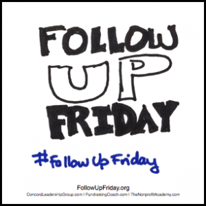 #FollowUpFriday