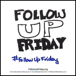 #FollowUpFriday