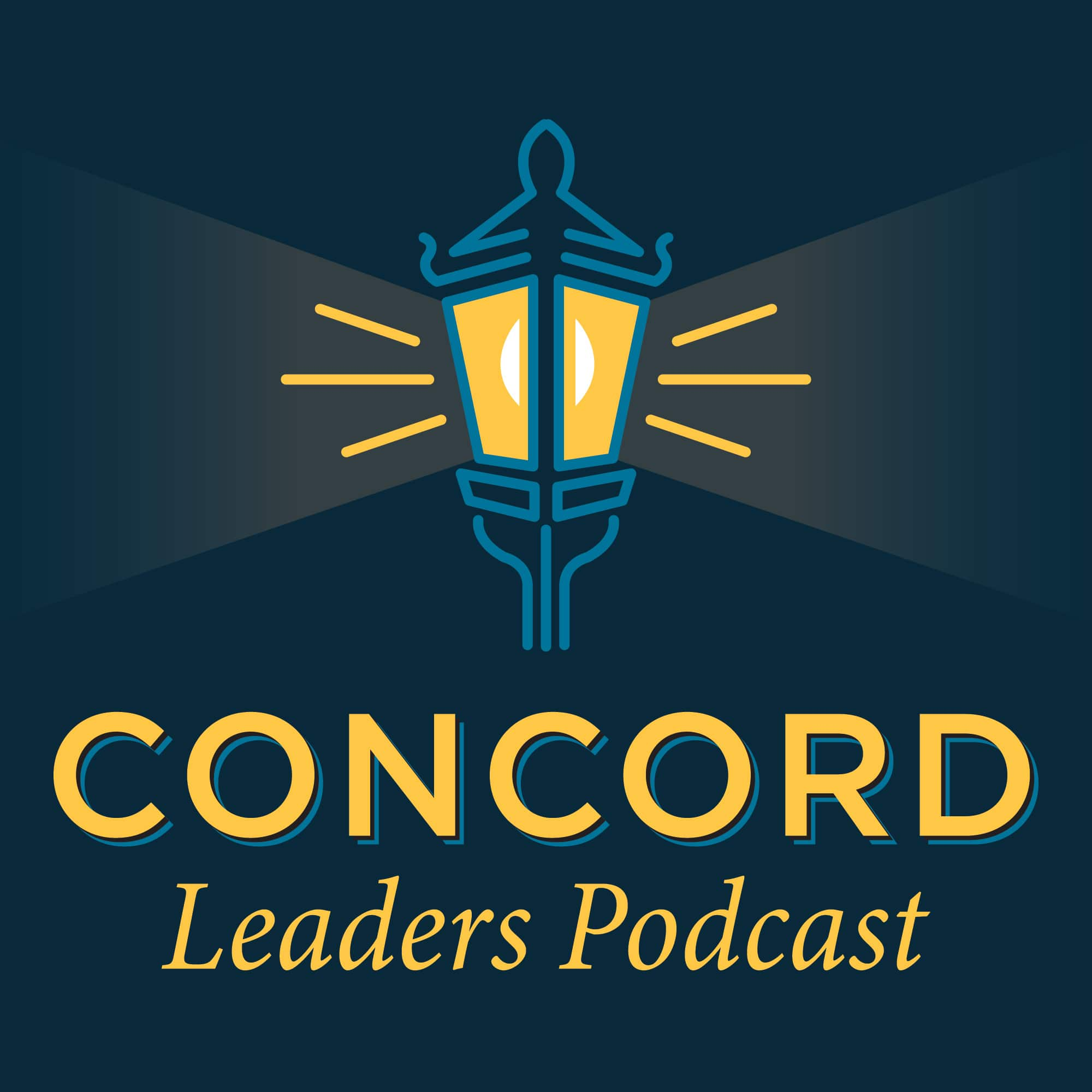 Announcing the Concord Leaders Podcast