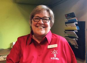 Susie Burdick, Executive Director of Kids Discovery Museum