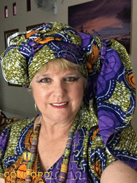 021 When is that 'some day' ever going to happen? – Debi Frock of Ghanian Mother's Hope