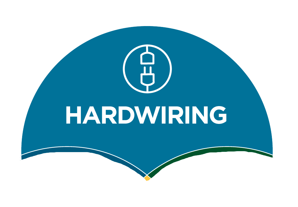 The surprising three levels of hardwiring