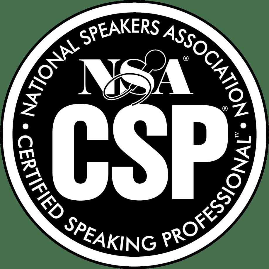 CSP Certified Speaking Professional