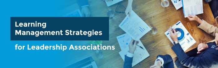 Learning Management Strategies for Leadership Associations