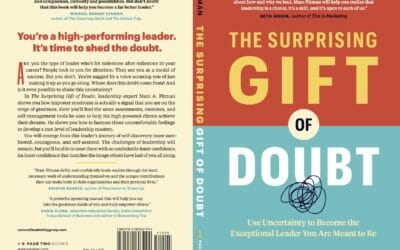 Final Sign off on The Surprising Gift of Doubt!