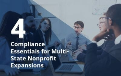 4 Compliance Essentials for Multi-State Nonprofit Expansions